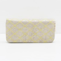 Berrybenka Masya Octarina Contrasting Stitches Wallet Dompet Wanita