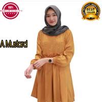 Blouse Nagita Baju Atasan Alma Tunik Wanita Muslim
