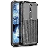 Carbon II TPU Case Nokia 4.2