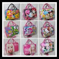 FREE HADIAH Tas travel koper besar lol murah tas renang kartun anak