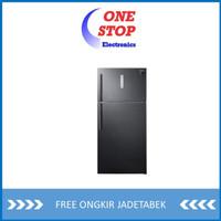 READY BIG SALE Samsung RT62K7011BS kulkas dua pintu Twin Cooling