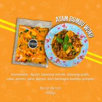 Ayam Bumbu Woku by Miens Catering