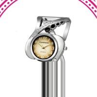 Jam Tangan Wanita Impor Gelang Mewah Fashion Perak Menonton Berlian