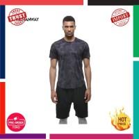 Mithanway Kompresi Tshirt Lari Pria Ketat Jersey Kebugaran Olahraga