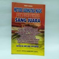 Metode Jarimatika Magic Dan Buku Pintar Sang Juara