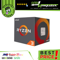 AMD Ryzen 3 1200 3.1Ghz Up To 3.4Ghz Cache 8MB 65W AM4 [Box]