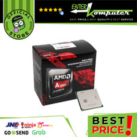 AMD Kaveri A8-7650K (Radeon R7 series) 3.3Ghz Cache 2x2MB 95W Socket F