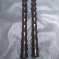 Handle Pintu Murah / Handle Pintu Kuningan Motif Pring Kuning 50 cm