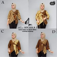 Achika Blus Batik