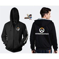 JAKET GAMING OVERWATCH