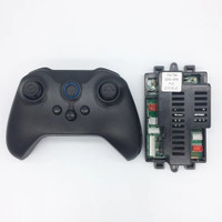 Receiver Bluetooth + Remot Control 12v 2,4Ghz mobil motor mainan aki