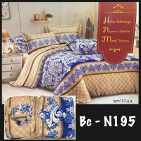 bedcover set KiNg B2 murah only 155rb - all variant