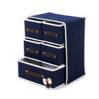 LST05 Laci Multifungsi / Box Organizer / 5 in 1 Storage Drawer