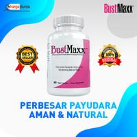 BUSTMAXX - Pembesar Payudara 100% Ori USA - 60 Capsules