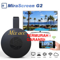 Wireless dongle anycast mirroring chromecast G2 Mirascreen G2 Hdmi
