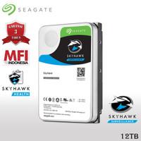 Seagate SkyHawk Harddisk Surveillance CCTV 12TB SATA