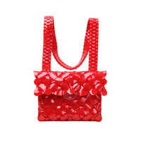 Byo Anatomy Bag in Hydrant Red