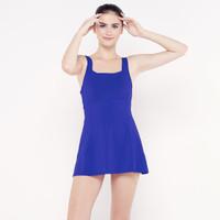 CoreNation Active Michiko One Piece Swimsuit - Royal Blue