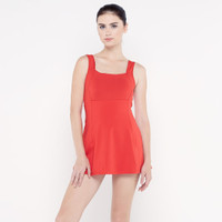 CoreNation Active Michiko One Piece Swimsuit - Red