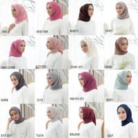 Hijab Segiempat Cornskin / Jilbab Segi Empat Cornskin - iwearsyaiban