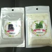 masker jerawat organik homemade