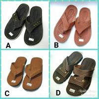 Sandal Anak Laki Laki Kulit Tanggung 012 / Sendal Kulit