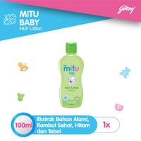 Mitu Baby Hair Lotion [100ml]