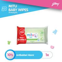 Mitu Baby Antiseptic 10's B1G1