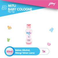 Mitu Baby Cologne Pink [Flip Top 50ml]