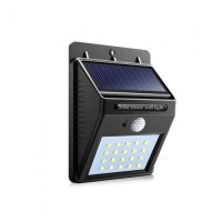 Lampu Taman Solar / Lampu Tembok / Lampu Tenaga Matahari