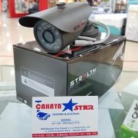 PROMO CAMERA CCTV STEALTH AHD 1.3MP FULL HD GARANSII 1TAHUUN