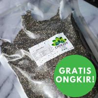 Chia Seed Mexico Organik Chiajoy Untuk Diet 1 KG - CHIASEED