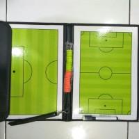 Papan Strategi Football / Coach Board Football