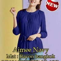 ready Hem Aimee Navy MTF
