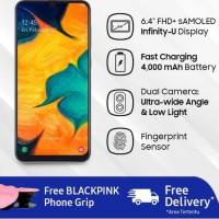 Samsung Galaxy A30 4GB / 64GB (Free Blackpink Phone Grip)