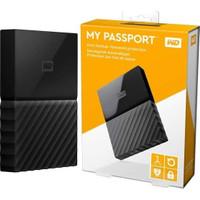 HARD DISK EKSTERNAL 2,5 WD MY PASSPORT ULTRA 1TB