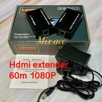 HDMI EXTENDER UP TO 60M / HDMI EXTENSION MAKSIMAL 60 METER