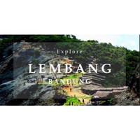 Paket tour explore lembang - bandung private trip