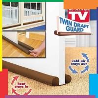 Twin Draft Guard Penahan Udara Pintu Panjang : 85 cm