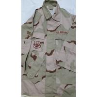 US Army Desert Camo Uniform