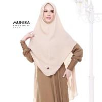Hijab Instan Syari Wollycrepe Premium ORI Munira MB 35 Model Batwing