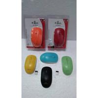 JN Mouse Wireless E-Smile BD500
