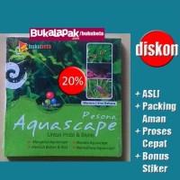 Harga murah pesona aquascape untuk hobi dan bisnis warisno dan kres | antitipu.com