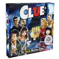 Clue Game Classic Mystery Game