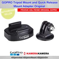 GOPRO Tripod Mount and Quick Release Mount Adapter V1 Original Resmi