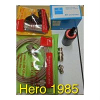 Harga paket antena buat radio rig atau radio ht elektronik | antitipu.com