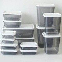 Promo Container | Food Kontainer | Toples Plastik | Lunch Box | Tempat