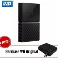 WD Passport New 2TB USB 3.0 Hdd Eksternal Harddisk External 2. Murah