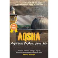 Buku Aqsha Perjalanan Di Bumi Para Nabi