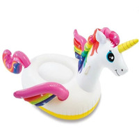 Intex Unicorn Ride On Floaties Pelampung Ban Renang Kuda Giant Unicorn